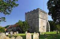 St Michael's Church, Shalfleet (32651-RDA)