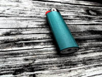 Lighter on Picnic Table