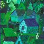 """City Green"" by Genevieve"