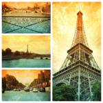 """Sights of Paris Collage"" by Groecar"