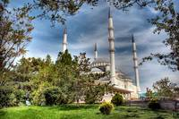Kocatepe Mosque HDR