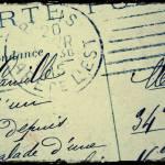 """""""Vintage Carte Postale"""" by Linde"""