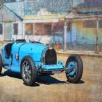 """Bugatti T35A"" by StuartRow"