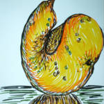 """""""Misshapen Pear"""" by sondrasula"""