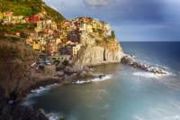 Manarola in Afternoon Light