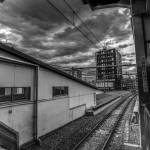 """Takadanobaba Tracks"" by BrendanArthurRing"
