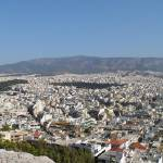 """Panorama of Athens"" by Rocksugar"