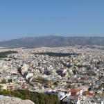 """Panorama of Athens"" by Rocksugar"