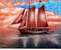Key West Schooner 5