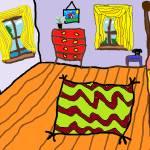 """""""room at arles"""" by surfelvis"""