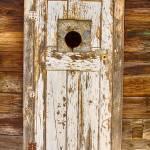 """""""Classic Rustic Rural Worn Old Barn Door"""" by lightningman"""