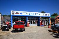 Route 66 - Shea's Gas Station