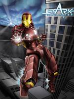 IronMan Mark XIII prints