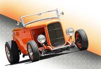 1932 Ford 'Deuce' Roadster