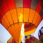 """Hot Air Balloon Burner and Flame"" by lillisphotography"