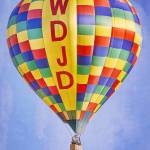 """Hot Air Balloon with a Religious Message"" by lillisphotography"