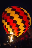 Hot Air Balloon at the Twinkle Event
