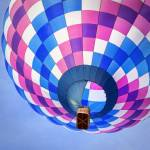 """Hot Air Balloon Geometric Swirl"" by lillisphotography"