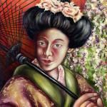 """""""Nadeshiko"""" by hirokosakai"""