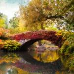 """Autumn at Gapstow Bridge"" by JessicaJenney"