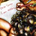 """Dear Santa"" by hirokosakai"