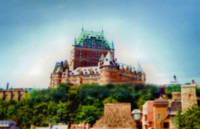 Chateau Frontenac Quebec City III