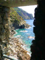 Cinque Terre West Italia Costal View_Painting