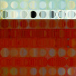 """""""Circles and Squares 34. Modern Art"""" by MarkLawrence"""