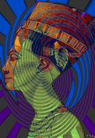 Nefertiti vibrations