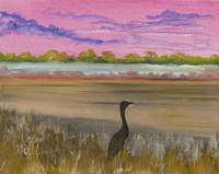 126 Lonesome Heron