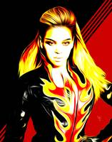 Beyonce - Sasha Fierce - Pop Art