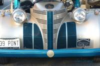 1939 PONTIAC FRONT END