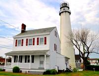 Fenwick Lighthouse OC29