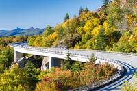 Blue Ridge Parkway, Linn Cove Viaduct
