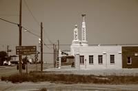 Route 66 - Conoco Tower Station