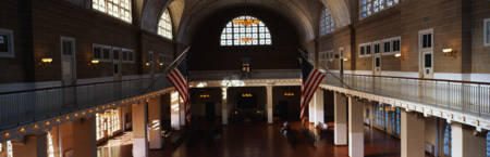 Immigration Museum Ellis Island NY