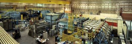 Interiors of a laboratory Hermes IIIRits6 Sandia N