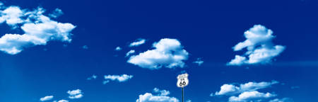 Clouds Route 66 Isleta NM
