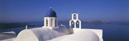 Church Aegean Sea Santorini Greece