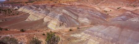 Chinle Shale Mounds Paria Canyon Vermilion Cliffs