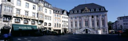 City Hall & Square Bonn Germany