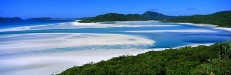 Whitehaven Beach Eastern Australia
