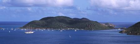 North Sound and Bitter End Virgin Gorda British V