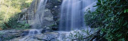 Glen Falls Nantahala National Forest NC