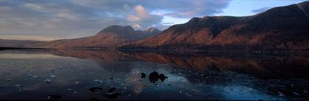 U Lake Torridon Highlands Scotland
