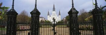 St Louis Cathedral New Orleans LA
