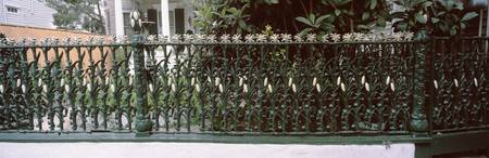 Wrought iron New Orleans LA