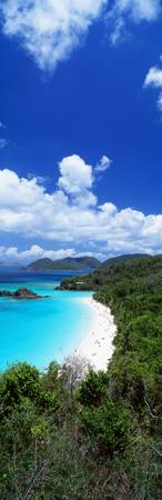 Trunk Bay St John US Virgin Islands