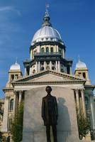 Illinois State Capitol Building Springfield IL