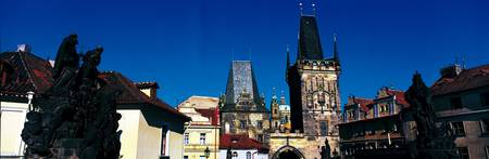 Prague Castle St Vitus Cathedral Prague Czech Rep
